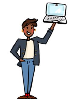 Informatique : installer une box, apprendre à utiliser un PC…