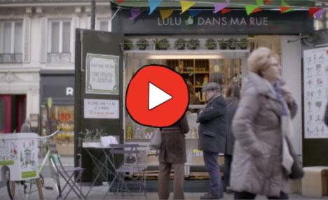 Photographie de la vidéo YouTube : Lulu dans ma rue - c'est l'histoire d'un quartier